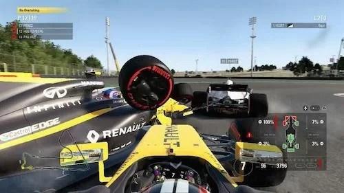 F1 2017 OS X