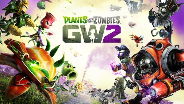 Plants vs Zombies Garden Warfare 2 Mac OS