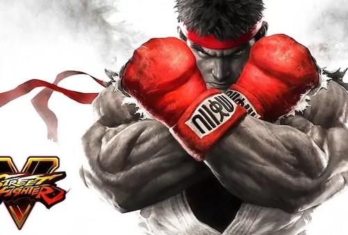 Street Fighter V Mac OS