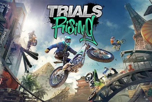 Trials Rising Mac OS