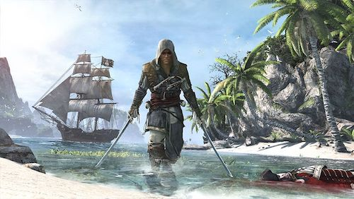 Assassins Creed 4 Black Flag Mac OS