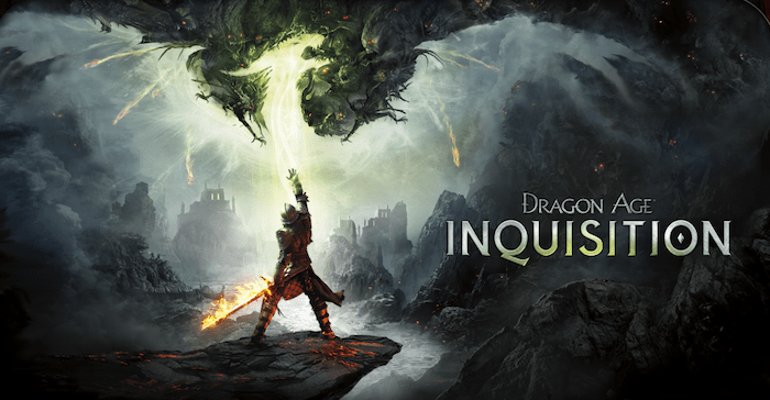 Dragon Age Inquisition Mac OS