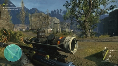 Sniper Ghost Warrior 3 Mac OS