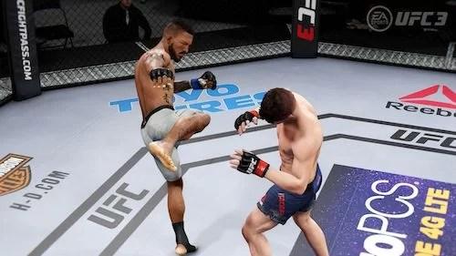 UFC 3 Mac OS