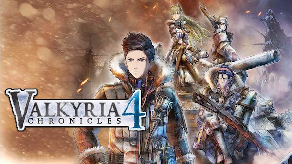 Valkyria Chronicles 4 Mac OS