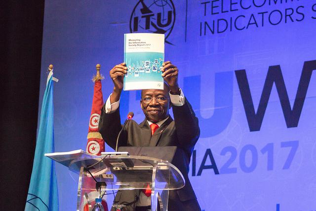 Brahima Sanou, Director, ITU/BDT