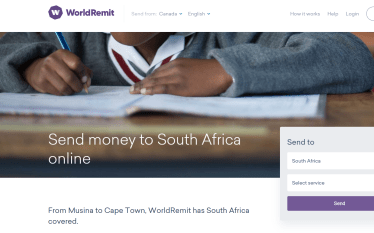 Mobile Money Transfer Service, WorldRemit launches in South Africa