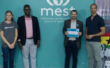 Five Regional Winners for MEST Africa's Pan-African Pitch Competition