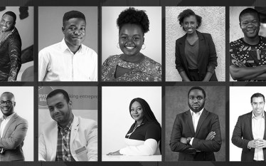 Meet the 10 Finalists for the Africa Netpreneur Prize Initiative