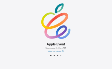 "#AppleEvents: Livestream Apple's Special ""Spring Loaded"" Event"