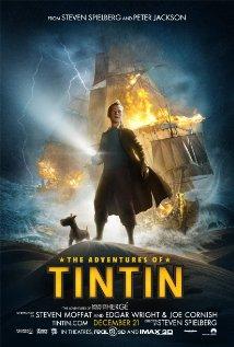 Tintins äventyr Enhörningens hemlighet (2011)