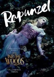 Mackenzie Mauzy som Rapunzel