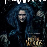 Meryl Streep som The Witch