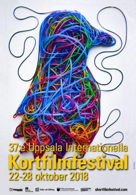 Uppsala International Short Film Festival - Swedish and Original Poster