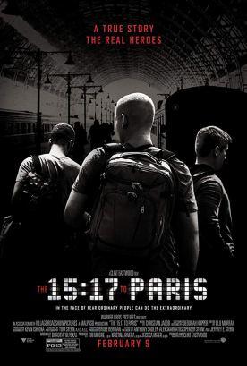 The 15.17 to Paris