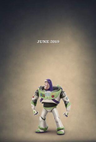 Toy Story 4 (2019) - Buzz Lightyear