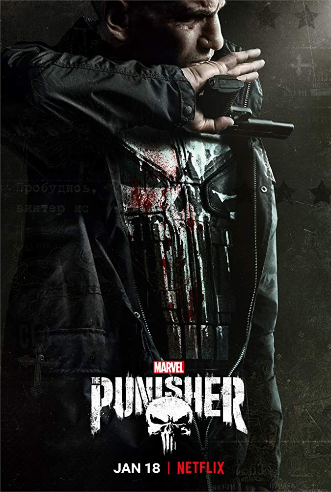 The Punisher (2017-) Season 1-2