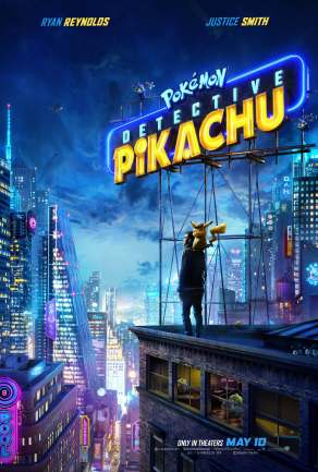 Detective Pikachu Poster