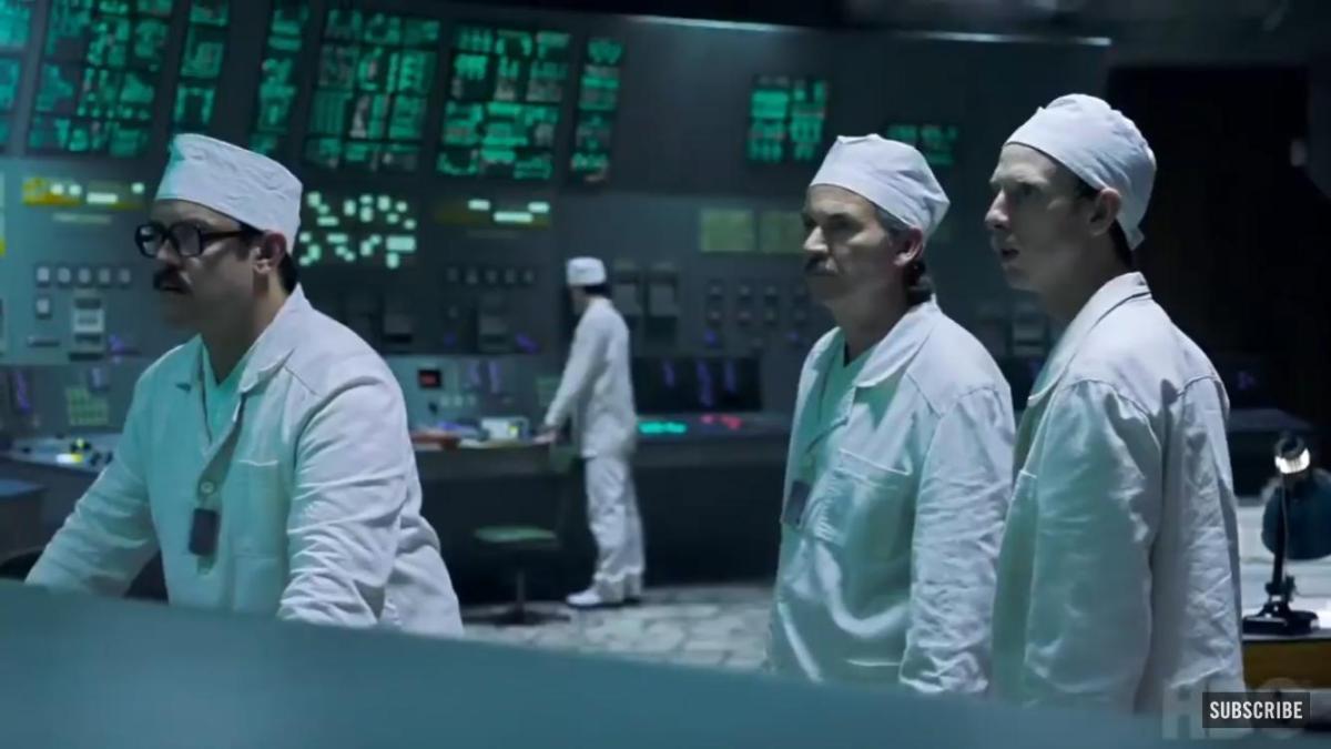 Chernobyl (2019-) - Official Trailer