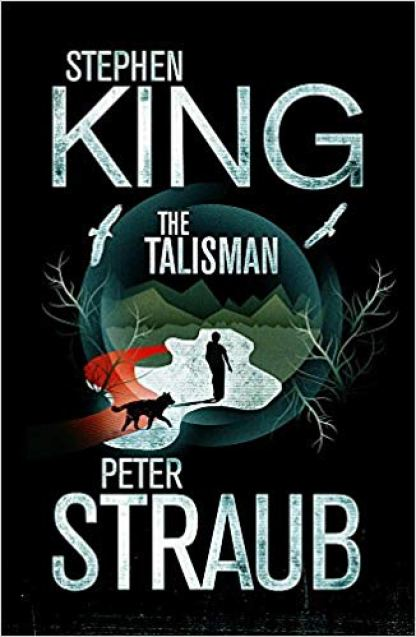 The Talisman - book cover