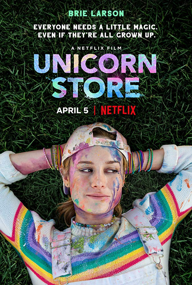 Unicorn Store (2019) - Official Trailer