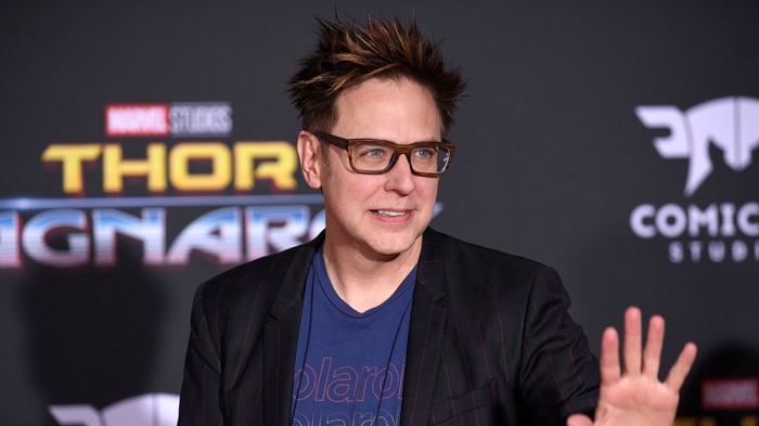 JAMES GUNN returns as director for GotG Vol.3!