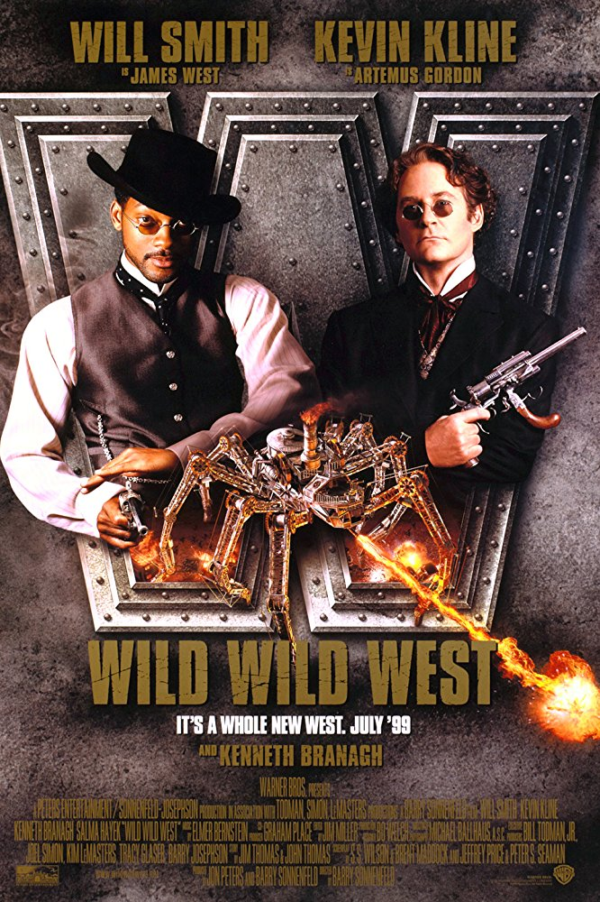 Wild Wild West (1999) - Official Classic Trailer