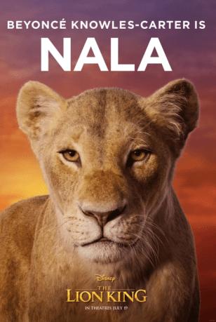 Lion King (2019) - Nala