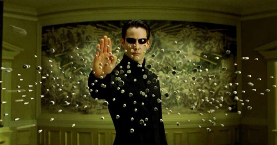 Matrix movie 2021