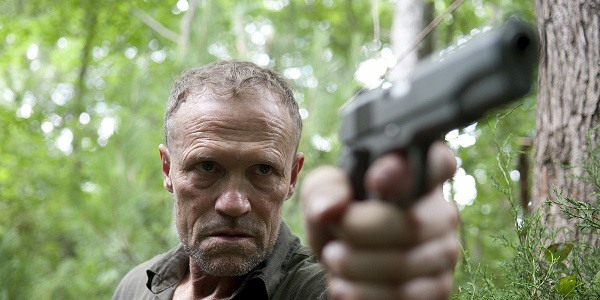 Michael Rooker, in AMC The Walking Dead