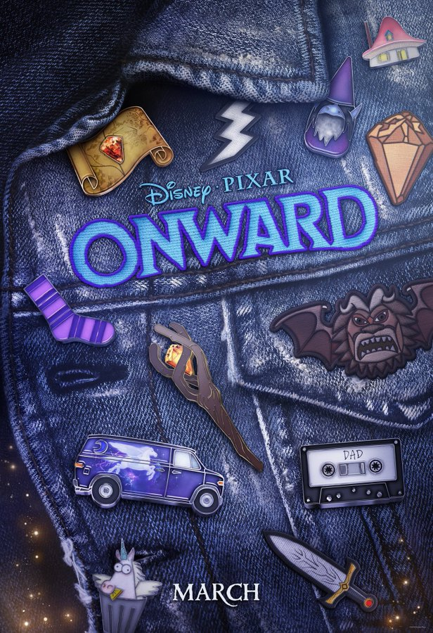 Pixar Onward (2020)