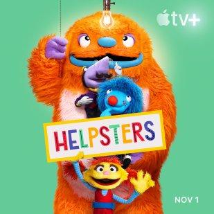 Helpsters - AppleTV