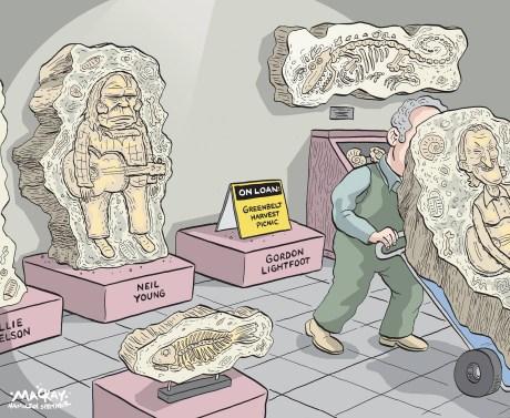 By Graeme MacKay, Editorial Cartoonist, The Hamilton Spectator -
