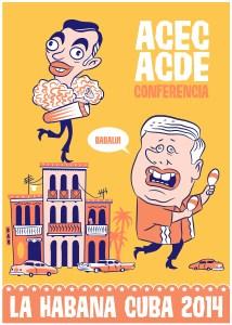 ACEC/ACDE Poster Art, Havana 2014