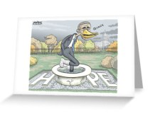 Get some lame duck swag here