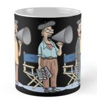 Directors cup, mug