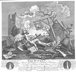 Satirist William Hogarth used art to predict his own death in 1764