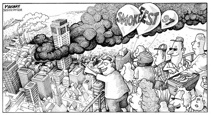 Editorial Cartooning Mackaycartoons