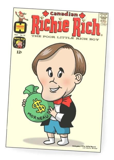 Canada's Richie Rich