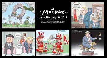 June 26 - July 10, 2019