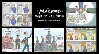 Sept. 11 - 18, 2019