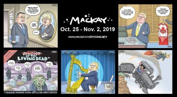Oct. 25 - Nov. 2, 2019