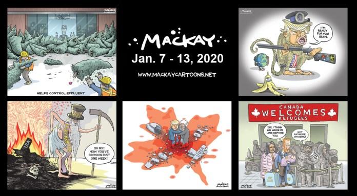 Jan. 7 -13, 2020