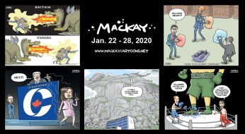 Jan. 22 -28, 2020