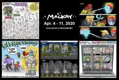 Apr. 4 - 11, 2020