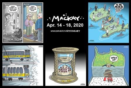 Apr. 14 - 18, 2020