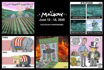 June 12 - 18, 2020