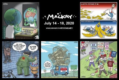 July 14 - 18, 2020