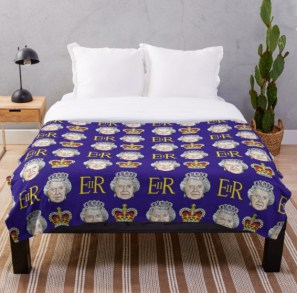 ER Bedcover