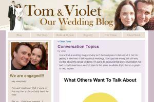 Blogging, entertainment, Five Year Engagement, movie marketing